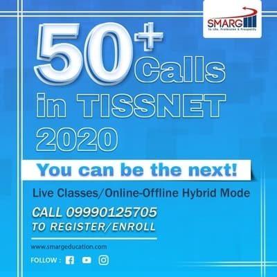 tissnet 2020 result